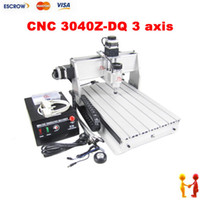 brand new cnc cutting - CNC Z DQ axis Upgrade From T CNC Router CNC Engraving Machine for cutting woods plastic PCB material