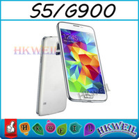 Perfect 1: 1 S5 G900 Android Cell Phone With 5. 1Inch Screen M...