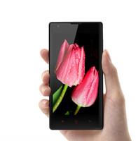Оригинальный Hongmi XIAOMI красный рис 4.7 & #039; & #039; IPS HD Quad Core MTK6582 1,3 ГГц мобильный телефон MTK6589T 1 ГБ ОЗУ 4 ГБ ПЗУ WCDMA 3G