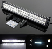 Wholesale 13 inch W CREE LED off road light bars OFFROAD LED light LED WORK LIGHT Free led Jeep Truck Trailer Spot fog driving Car Working Lamp