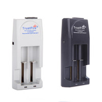 batteries plug - TR High Quality Trustfire Battery Charger Mod Charger for Battery AU UK EU US Plug