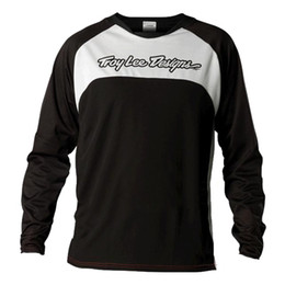Wholesale baru tim Pro sepeda gunung GP motorcross jersey Bmx DH mtb T baju kemeja Lengan panjang bersepeda jersey