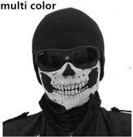 Wholesale Skull Cap Variety Magic Scarf Outdoor Models Wicking Seamless Bandanas High Elastic Hip hop Female Head Scarf Men Rriding