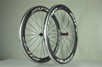 zipp - ZIPP mm Dimple Carbon alloy Road Bike Wheels CClincher Tubular Wheelset