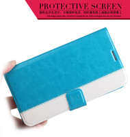 For Samsung Leather White 4 Colors Leather PU Wallet phone Case for Samsung Galaxy Mega 6.3 inch i9200 9200 Cover