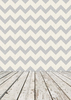 Wholesale Printed photography background fabric chevron backdrop ft width x ft D