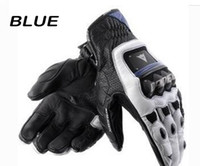 Wholesale 2014 the latest STROKE titanium leather racing gloves size M L XL