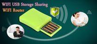 Wholesale WIFI USB Storage sharing Wi Fi Router G Hotspot Mini Wifi AP Mobile Wireless Mini Wifi Routers DHL DHL