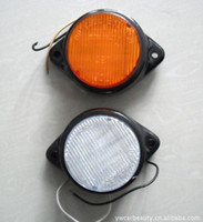 LA-595 Card standard pedicle PVC PS Car 24VLED truck headlights daytime running lights fog lamp indicator shows wide