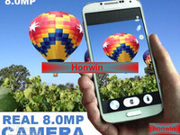 WCDMA Android with WiFi off 22% Wholesale Full 5.0inch S4 i9500 real 8.0MP camera Quad Core HD Dispaly Air Gesture MTK6589 GTI9500 H9500 Mini S4 Android 4.2 Smart