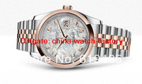 Wholesale AAAA quality ladies Luxury mechanical Watches datejust series Rose Gold Stainless Steel Wristwatch
