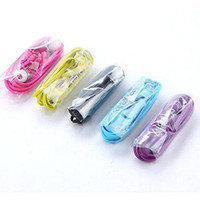 Wholesale Hot selling Earphone Headphone Handsfree Control Mic For Samsung Galaxy S2 S3 S4 S5 Note