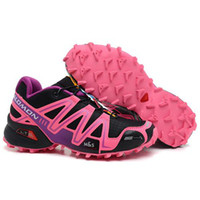 Wholesale Hot Mens Shoes Cheap Athletic Shoes Cool Outdoor Shoes Salomon Speedcross Running Shoes Fashion Training Shoes New Sneakers