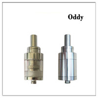 Metal Electronic cigarette 510/ego thread 2014 Newest Metal Oddy mods Rebuildable Atomizer for mod e cigarette mods epipe mod e cigarette with retail box Free Shipping