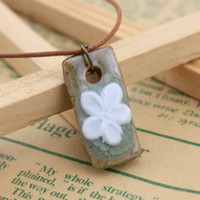 Wholesale XL3139 ceramic jewelry ethnic style necklace men and women into the supply Taobao shop stall
