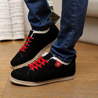 Men Pumps Winter Men's Shoes Fashion Stonewashed Skateboard Sneakers For Winter 2014 New Arrival Shipping Whole Sale XMB028