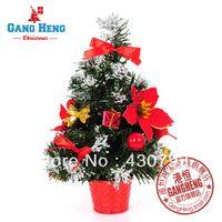 Indoor Christmas Decoration Christmas Decoration Supplies 20-50CM Christmas decoration 30cm decoration bundle christmas tree bonsai christmas tree 150g