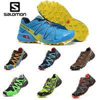 Baseball salomon shoes - Salomon Speedcross Sports Shoes Athletic Shoes for Men Top Training Shoes Durable Shoes Light Running Shoes Cheap Outdoor Shoes