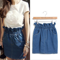 Cheap Polyester Skirts Best Solid Above Knee Cheap Skirts