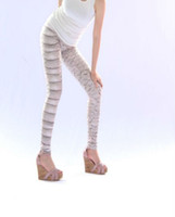 Lycra Mid Fashion New Arrival !! Wholesale+ Drop Shipping! Women's Sexy Fish Scale Printing Leggings Pants Elasticity Fashion