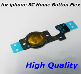 Home Button key Flex Cable Ribbon for iphone 5 5C iphone5C NEW Home Button Navigator Flex Cable Replacement for iphone5c