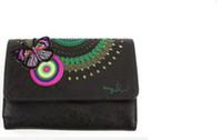 Wholesale 2015new fashion lady long purse clutch Desigual Women s PU wallet