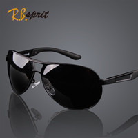Wholesale 2015 New Cool Men s Polarized Sunglasses High Quality Brand Driving Fashion Eyewear Sun Glasses With Box