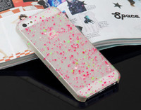 pvc cover - New Cell phone Case Fluorescent D Snow Hard colorful PVC Cover for iphone S iphone s