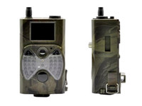 Wholesale Motion Detection HD P MMS GPRS Scouting Infrared Trail Hunting Camera Digital DVR IR LED Night Vision