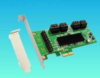 Wholesale High Quality Port Internal SATA Support Gb Gb Gb PCIe PCI Express Expansion Card
