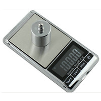 Wholesale Mini Portable LCD g x g Digital Pocket Scale Electronic Weighing Balance Jewelry Scale Backlight Drop Shipping