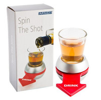 Wholesale Drinking wheel toy Bar drinking entertainment supplies Drink to entertain tools