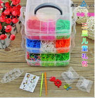 Cheap Boys rainbow loom Best 2-4 Years Multicolor Rubber Loom Bands