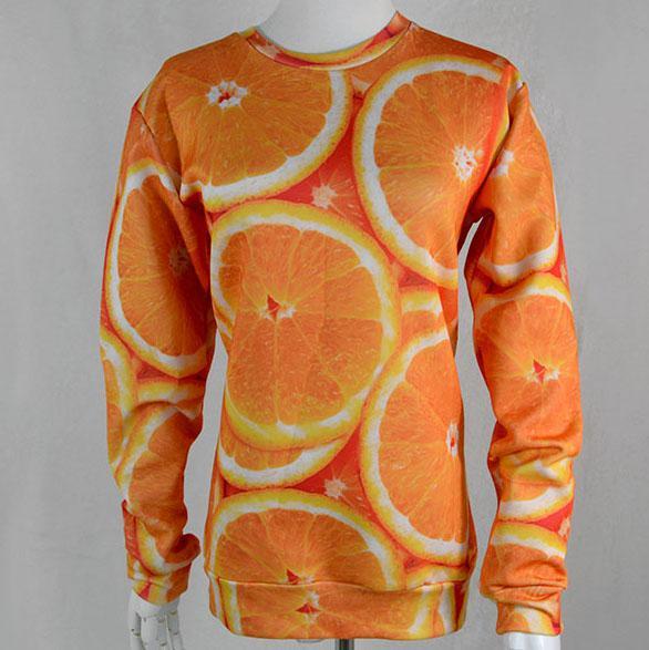 Оранжевая Кофта Доставка