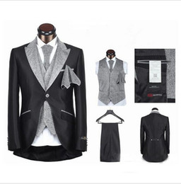 Wholesale The hottest selling suit design the latest three piece suit fashion dress a suit of important occasions
