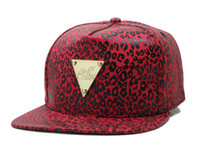 Ball Cap Red Cotton Hot sell men hip hop fashion snapback caps Hater mens popular hats cheap snapbacks huf cap leaf free shipping