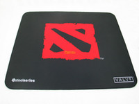 Wholesale OEM SteelSeries QcK Limited Edition DOTA2 Gaming mousepad Free Fast Shipping