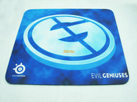 Wholesale OEM SteelSeries QcK Evil Geniuses EG Gaming mousepad Free Fast Shipping