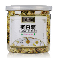 Wholesale Flower tea sales Chrysanthemum tea g canned dried quality authentic Chinese Chrysanthemum flower tea Chrysanthemum
