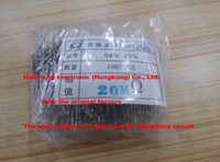 Wholesale M M OHM W Carbon film resistor DIP NEW Original