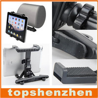 Wholesale Car Phone Holder Car Seat Back Pillow Headrest Mount Holder for Tablet inch to inch iPad Factroy Price