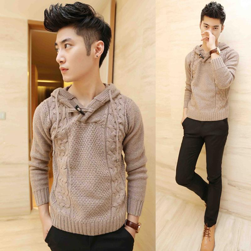 Korean Male Sweaters