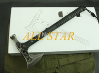 Wholesale Brand New SOG AXE Tomahawk Army Indian Outdoor Hunting Camping Axe Tool Fire Axe Mountain cutting Hatchet F