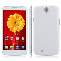 WCDMA Android with WiFi Wholesale - 6.5 inch Ulefone U658 MTK6582 Android 4.2 Quad Core Smart Cell Phones 1G 8G Dual CAMERA 3G GPS Dropship