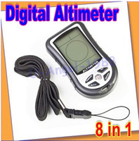 Wholesale Digital Compass Altimeter Barometer Thermometer In