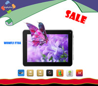 Wholesale Tablet PC WOWFLY P70A inch naked eye D Tablet PC GHz x600 Screen android tablet android GB RAM G ROM DVplayer DHL FREE
