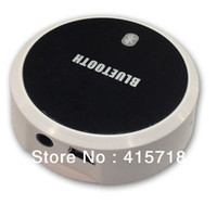 Wholesale brand WHITE Support Private Mould Movtalk NFC Issue Novelty Bluetooth Audio Receiver With MIC Microphone