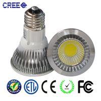 Wholesale COB LED par20 dimmable bulbs lamp light E27 E26 W lumens replacement W haglogen V Warm white Pure white Cool white K K