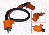 Clocks 2 cm CSP Performance Ignition coil 50CC 70CC 90CC 110CC Dirt Pit Bike GY6 50CC 125CC 150CC Scooter Parts