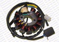 Clocks 3 cm CSP Magneto Stator 11 Pole Coil 6 Wire GY6 125CC 150CC Taotao Kazuma Baotian Jmstar Jonway Scooter ATV Quad Go Kart Buggy Parts